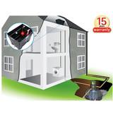GRAF Carat House Indirect Rainwater Harvesting System.