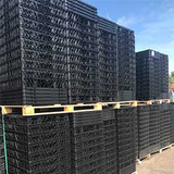 Pallet of RAINBOX 3S crates