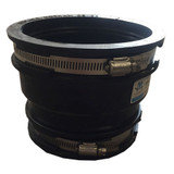 110-125/100-115mm Mission Rubber Adaptor Coupling.