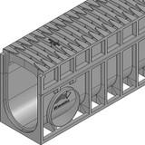 Close up of MONOTEC 100 with FIBRETEC grating.
