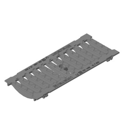 F900 ductile iron grating for FASERFIX KS200.