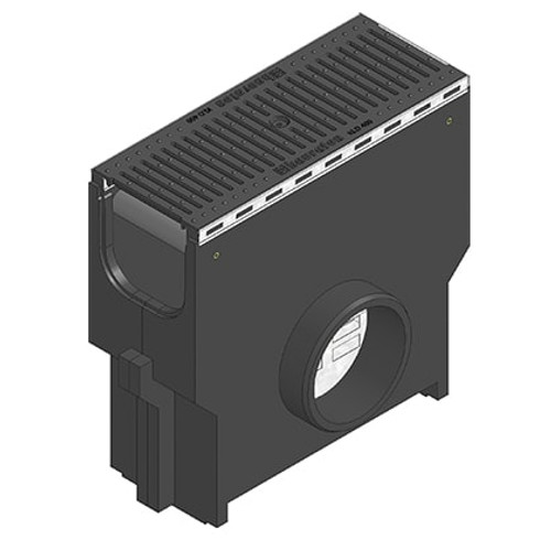 RECYFIX PLUS 150 trash box c250.
