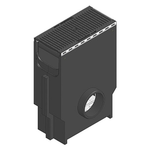 RECYFIX PLUS 200 trash box c250.