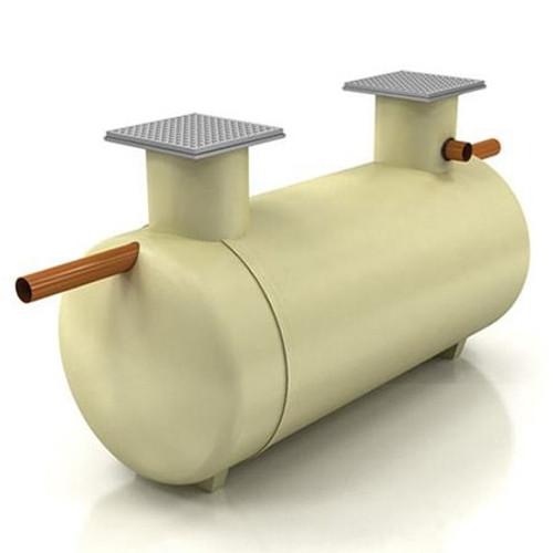 10,000 litre Klargester Large Shallow Dig Septic Tank.