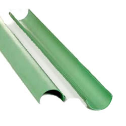 90/96.5mm Green PVC-U Split Duct (3m)