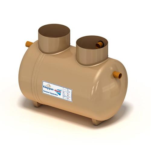 2,000 litre Klargester Grease Separator.