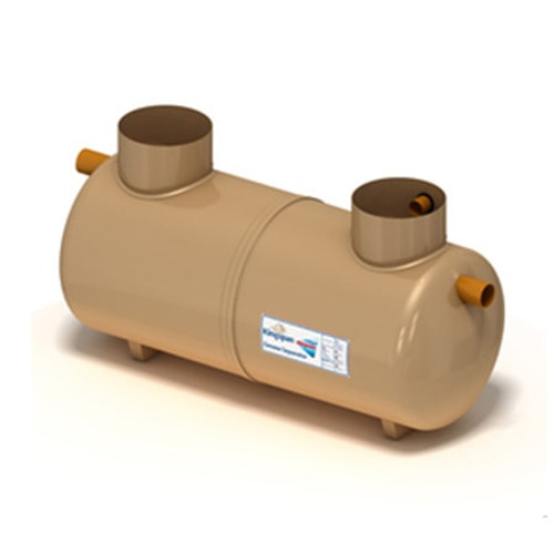 8,000 litre Klargester Grease Separator.