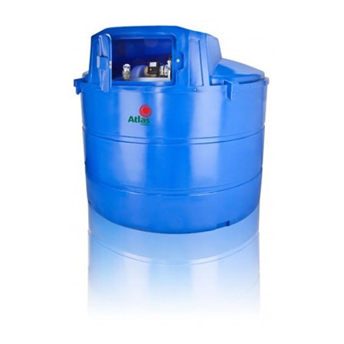 3,500 litre Atlas Bunded Adblue Storage and Dispensing Tank.