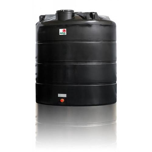 10,000 litre Atlas Above Ground Potable Water Tank.