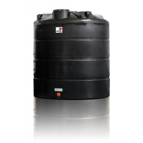 10,000 litre Atlas Above Ground Potable Water Tank.