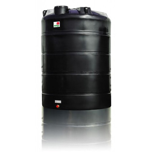 15,000 litre Atlas Above Ground Potable Water Tank.
