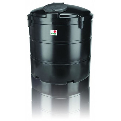 1,675 litre Atlas Above Ground Non-Potable Water Tank.