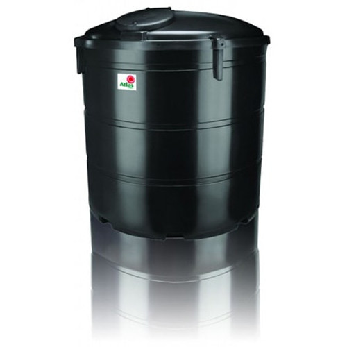 3,050 litre Atlas Above Ground Non-Potable Water Tank.
