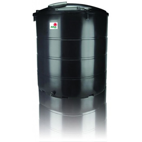 6,250 litre Atlas Above Ground Non-Potable Water Tank.