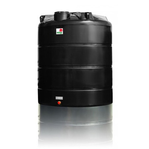 12,000 litre Atlas Above Ground Non-Potable Water Tank.