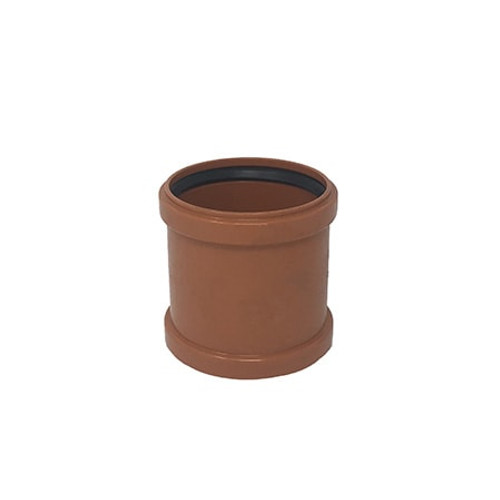 110mm Sewer Drainage Pipe Slip Coupler.