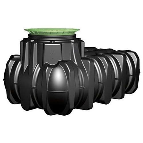 1,500 litre GRAF Platin Rainwater Tank.