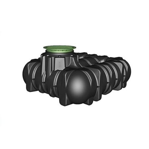 5,000 litre GRAF Platin Rainwater Tank.