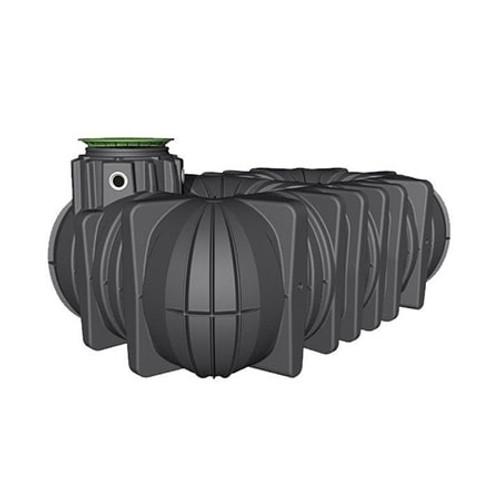 7,500 litre GRAF Platin Rainwater Tank.