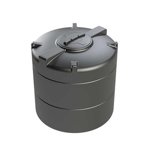 1,250 litre Vertical Enduramaxx Rainwater Harvesting Tank.