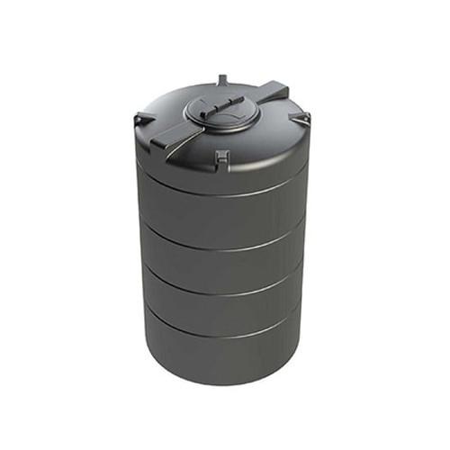 1,500 litre Vertical Enduramaxx Rainwater Harvesting Tank.