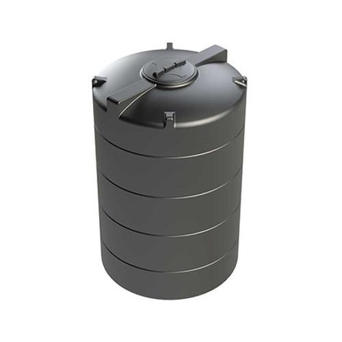3,000 litre Vertical Enduramaxx Rainwater Harvesting Tank.