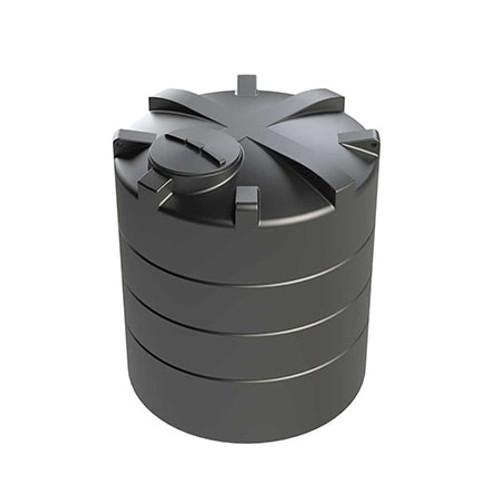 5,000 litre Vertical Enduramaxx Rainwater Harvesting Tank.