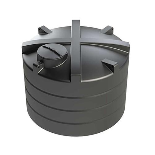 6,000 litre Vertical Enduramaxx Rainwater Harvesting Tank.