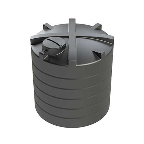 10,000 litre Vertical Enduramaxx Rainwater Harvesting Tank.
