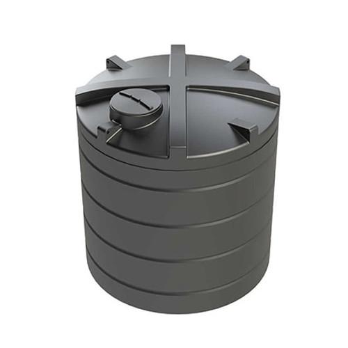 14,000 litre Vertical Enduramaxx Rainwater Harvesting Tank.