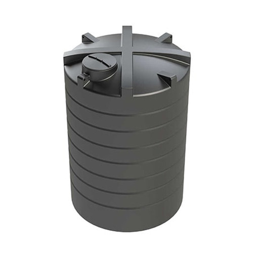 15,000 litre Vertical Enduramaxx Rainwater Harvesting Tank.