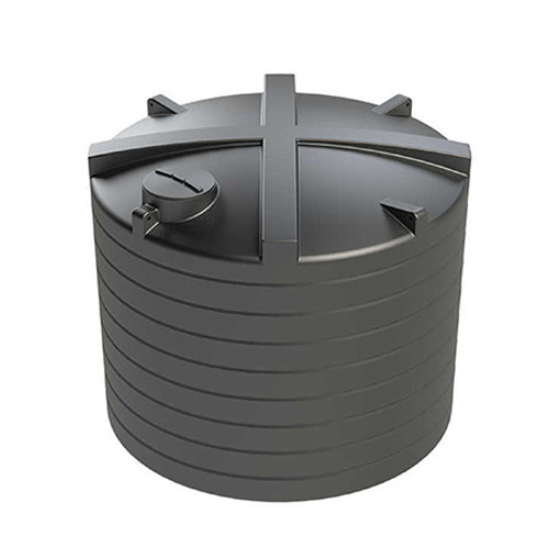26,000 litre Vertical Enduramaxx Rainwater Harvesting Tank.