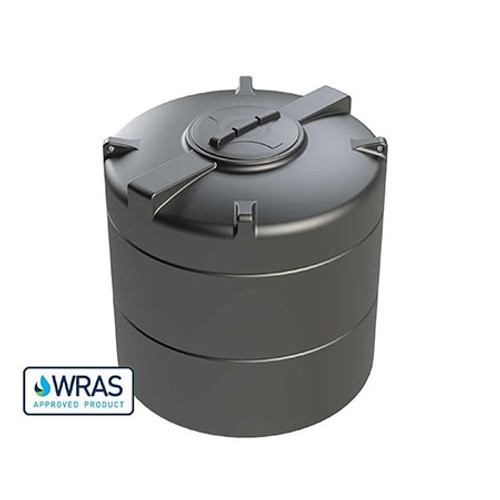1,250 litre Vertical Enduramaxx Potable Water Tank.