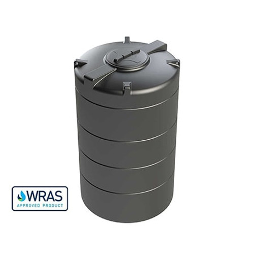 2,000 litre Vertical Enduramaxx Potable Water Tank.