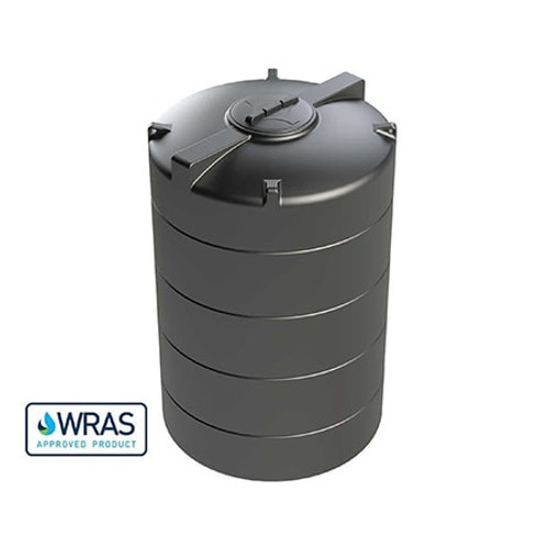 3,000 litre Vertical Enduramaxx Potable Water Tank.