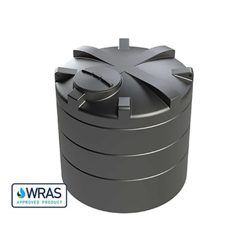 4,000 litre Vertical Enduramaxx Potable Water Tank.