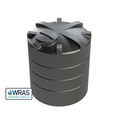 5,000 litre Vertical Enduramaxx Potable Water Tank.