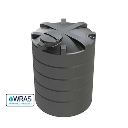 6,000 litre Vertical Enduramaxx Potable Water Tank.
