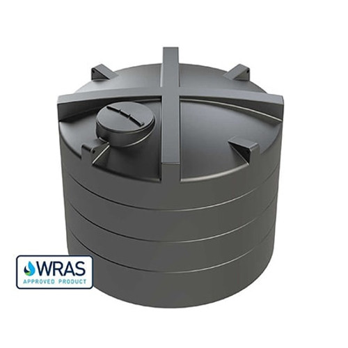8,500 litre Vertical Enduramaxx Potable Water Tank.
