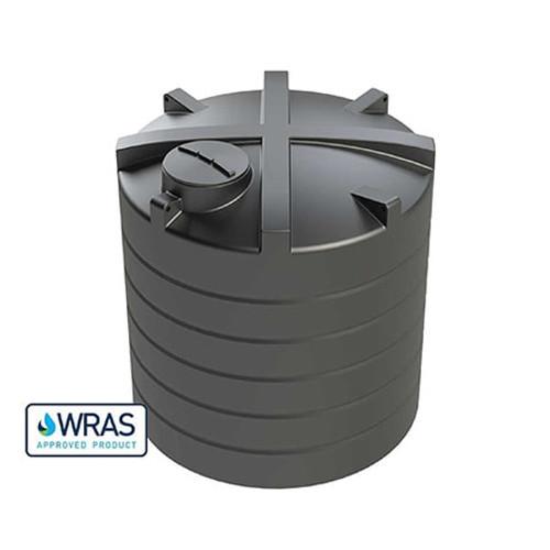 10,000 litre Vertical Enduramaxx Potable Water Tank.