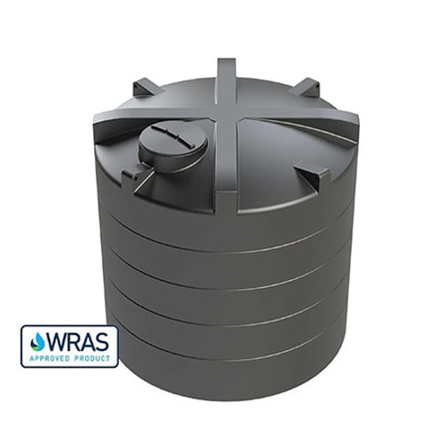 12,500 litre Vertical Enduramaxx Potable Water Tank.