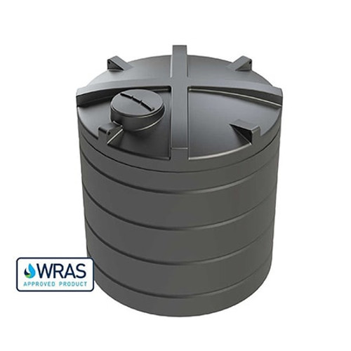 14,000 litre Vertical Enduramaxx Potable Water Tank.