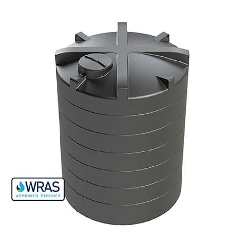 16,800 litre Vertical Enduramaxx Potable Water Tank.