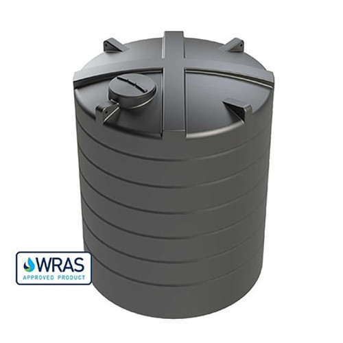 20,000 litre Vertical Enduramaxx Potable Water Tank.