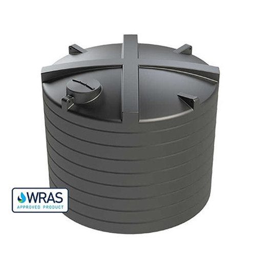26,000 litre Vertical Enduramaxx Potable Water Tank.