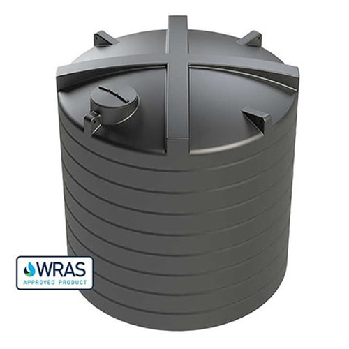 30,000 litre Vertical Enduramaxx Potable Water Tank.
