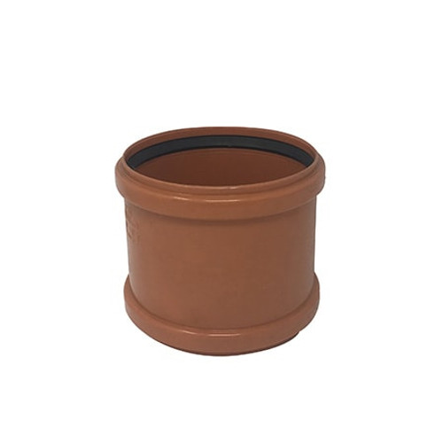 160mm Sewer Drainage Pipe Slip Coupler.