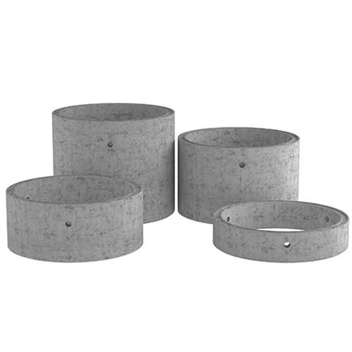1050mm Concrete Manhole Chamber Ring - IBR Range.