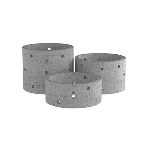 1050mm Concrete Soakaway Chamber Ring - IBR Range.