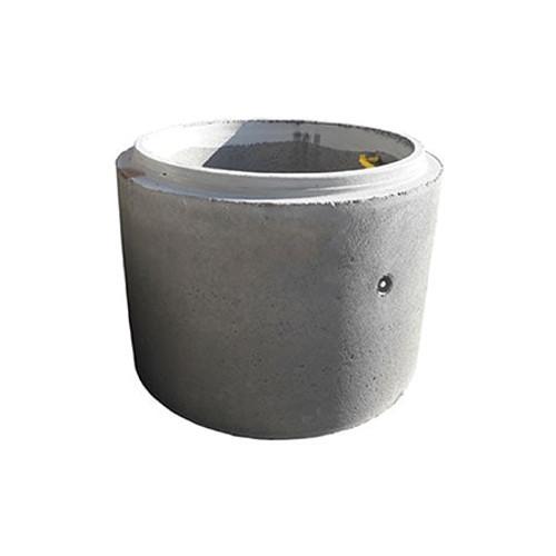 Sealed Concrete Manhole Ring - Stepped.